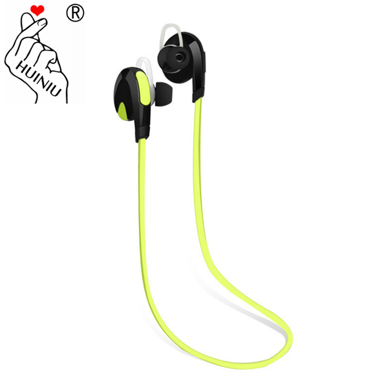 HUINIU H7 auriculares bluetooth Sports Stereo Wireless Bluetooth Headset Earphone Headphone With Mic fone de ouvido edging bluetooth earphone headphone for iphone samsung xiaomi fone de ouvido qkz qg8 bluetooth headset sport wireless hifi music stereo