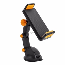 Car Phone Tablet Holder Foldable Dashboard Suction Universal Car Holder Mount Stand For Phone Tablet GPS