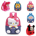 Cartoon Kid School Backpack For Child School Bag For Kindergarten Girl Baby Student School Boy Cute bear Backpack BB43