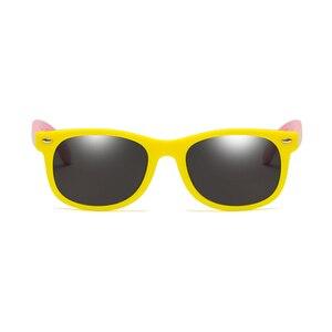 Image 3 - Long Keeper เด็กแว่นตากันแดดแว่นตากันแดดเด็กทารก UV400 แว่นตาเด็ก Shades Gafas Infantil