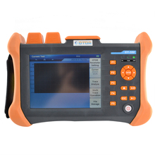 GUYANG GY300A single-mode OTDR  touchscreen Optical Time Domain Reflectometer SM 1310/1550nm 30/28DB with VFL