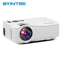 BYINTEK ML220 Đến New Mini Home Theater Cinema LED Chiếu Di Động Movie Video HDMI USB Proyector Beamer