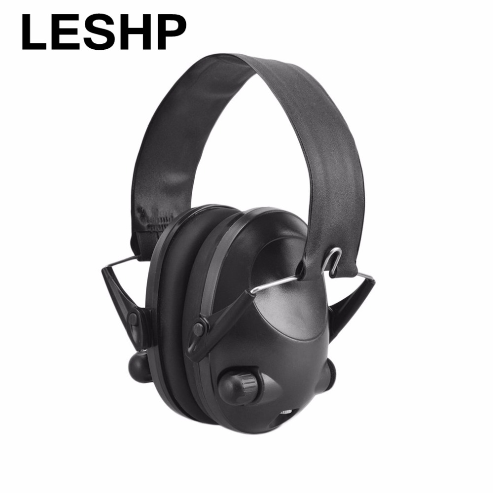 TAC 6s Noise Canceling Tactical Shooting Headset Anti-Noise