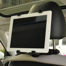 Car Back Seat Tablet Holder Stand Stents Headrest Mount For 7-11″ iPad 5 6 Mini 3 4 for Samsung Tab 2 3 4 Kindle Tablet Asus GPS