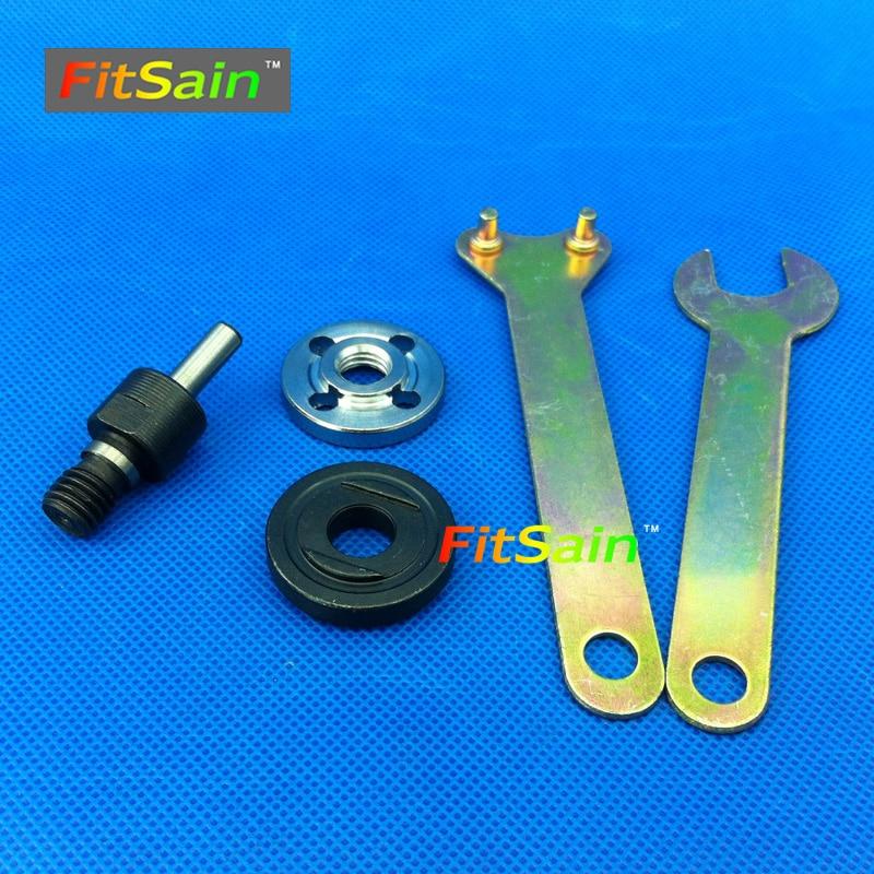 FitSain - Albero di biella 6mm per foro lama lama 16 / 20mm panca da - Accessori per elettroutensili - Fotografia 2