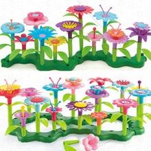 Build A Garden Flower Stem Toys