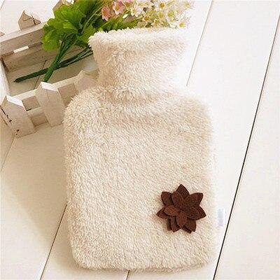 Livraison gratuite bonne qualité flanelle de remplissage d'eau chaude sac à main eau réchauffement dans Bouteilles D'eau chaude de Appareils ménagers