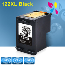 1pcs Black Ink Cartridge for HP 122XL HP122XL CH563HE for HP Deskjet 1000 1050 2000 2050 2510 3000 3050 3510 1010 1510 2540(China)