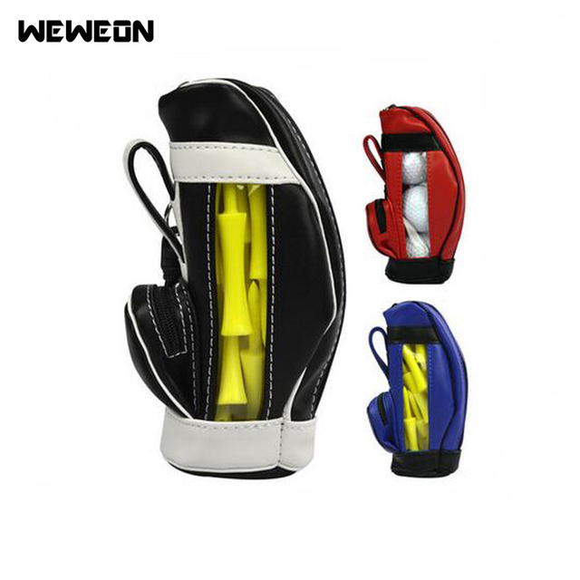 High Quality Premium Small Golf Ball Bag Multifunctional Accessories