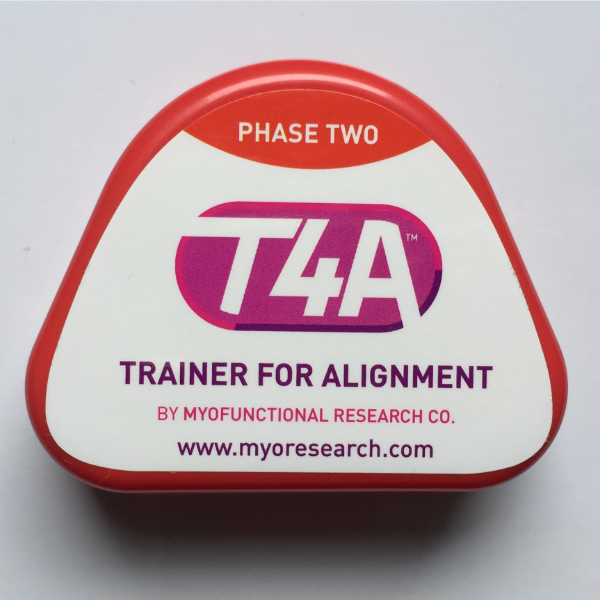 Original Myofunctional T4A T4A hard Red Teeth Orthodontic Trainer original myofunctional t4k orthodontic teeth trainer t4k teeth trainer t4k phase 2