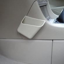 2 pçs universal carro acessórios de automóvel óculos organizador caixa de armazenamento titular 3 cores para citroen c-quatre c-triomphe picasso c1 c2