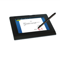 10 1 Inch Digitizer Graphic Drawing Monitor Signature Tablet With Screen LCD Panel Battery Less Pen