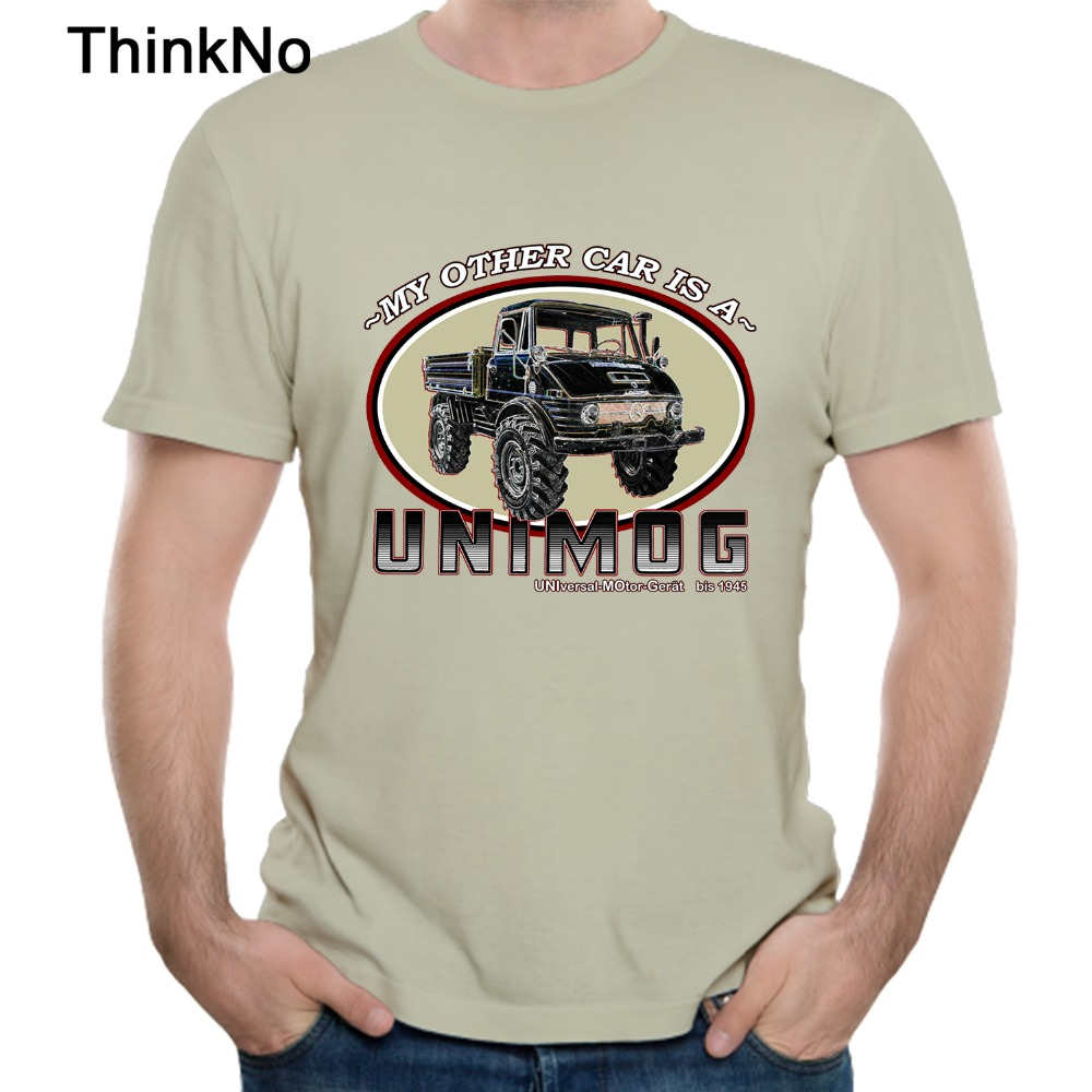 man my other car is a unimog t shirt plus size homme tee. Black Bedroom Furniture Sets. Home Design Ideas