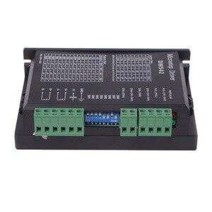 Image 3 - 57 86 시리즈 2 상 디지털 스테퍼 모터 드라이버 용 DM542 스테퍼 모터 드라이버