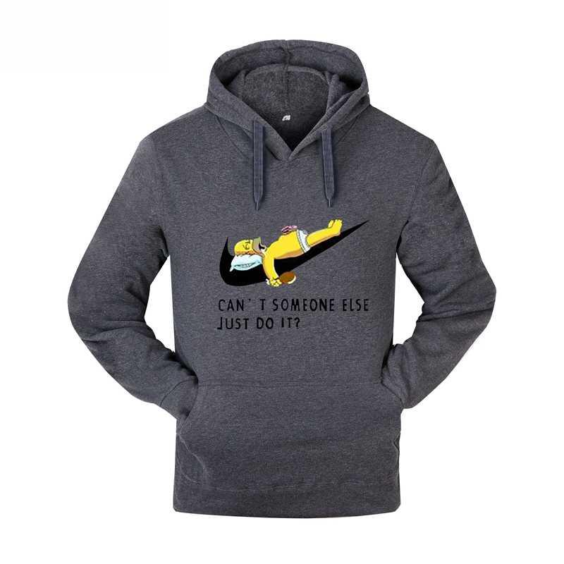 חדש אופנה מותג הדפסת 2019 ספורט נים גברים של סווטשירט זכר סלעית טובה נים סוודר Hoody בגדים