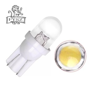 Image 5 - 10Pcs 12V 5W T10 W5W Cold White LED Car Side Wedge Reading Light Bulb Auto Light emitting Diode Width Turn Signal Lamp Taillight