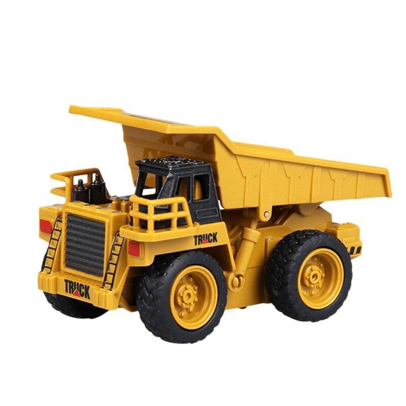 Remote Control Truck Toy Bulldozer Crane Crane Truck Rechargeable Remote Control Toy
