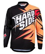 2019 quick-drying violent motorcycle MX bike off-road Jersey BMX DH MTB long-sleeved breathable T-shirt