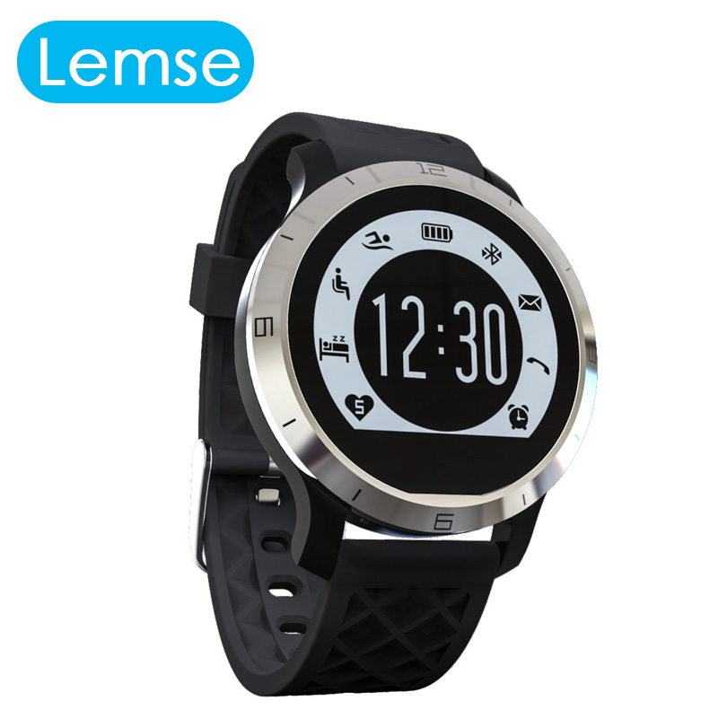 F69 Professional Sport font b Smart b font watch Wrist Bracelet Outdoors Breaststroke Freestyle Swimming Sports