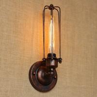 America Vintage Industrial Wall Lamp Style Loft Edison Wall Sconce Arandelas Lamparas De Pared