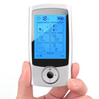 16 Mode TENS Digital Mini Electronic Pulse Massager Therapy Muscle Stimulator Weight Loss Body Relaxation Health Care JS88