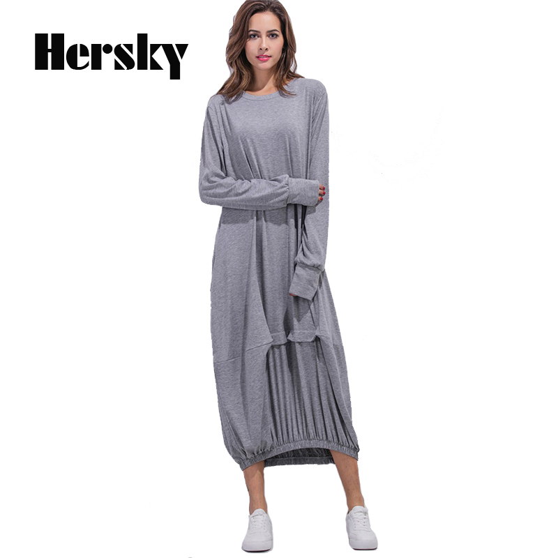 2018 Muslim Women long sleeve dress abaya clothing Fashion Dubai Islamic Asymmetrical Dresses Musulmane Robe Kaftan longo giyim