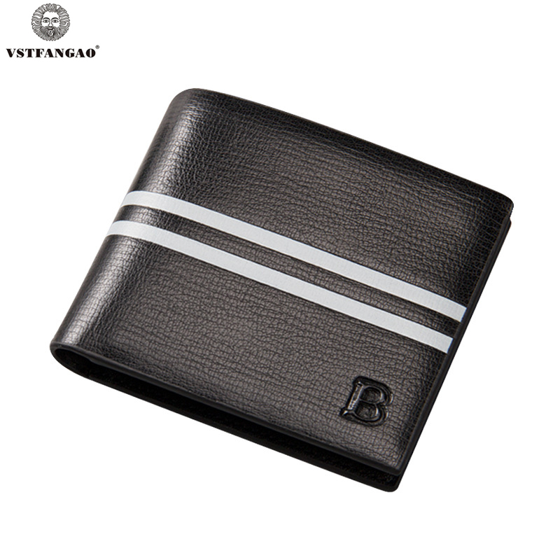 2016 New Arrival PU Leather Men s