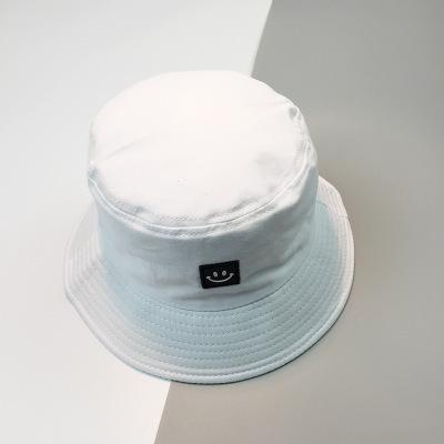 05b41076a40 Dropwow COKK Summer Hat Women Mens Panama Bucket Hat Smile Face ...