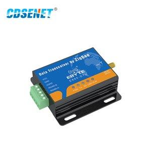 Image 4 - CC2530 Module Zigbee RS485 2.4GHz 500mW maille réseau CDSENET E800 DTU (Z2530 485 27) réseau Ad Hoc 2.4GHz Zigbee rf émetteur récepteur