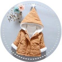 Baby Girls Thick Coat