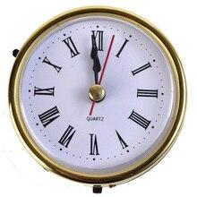 2019 alta calidad Vintage Metal negro arte reloj de mesa con iluminación reloj de escritorio accesorios gran oferta