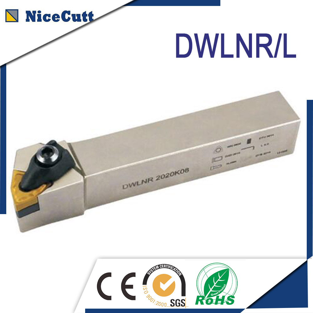 Free Shipping External Turning Tool Holder DWLNR Lathe Cutter DWLNR2020K08 DWLNR2525M08 for Turning insert WNMG цены