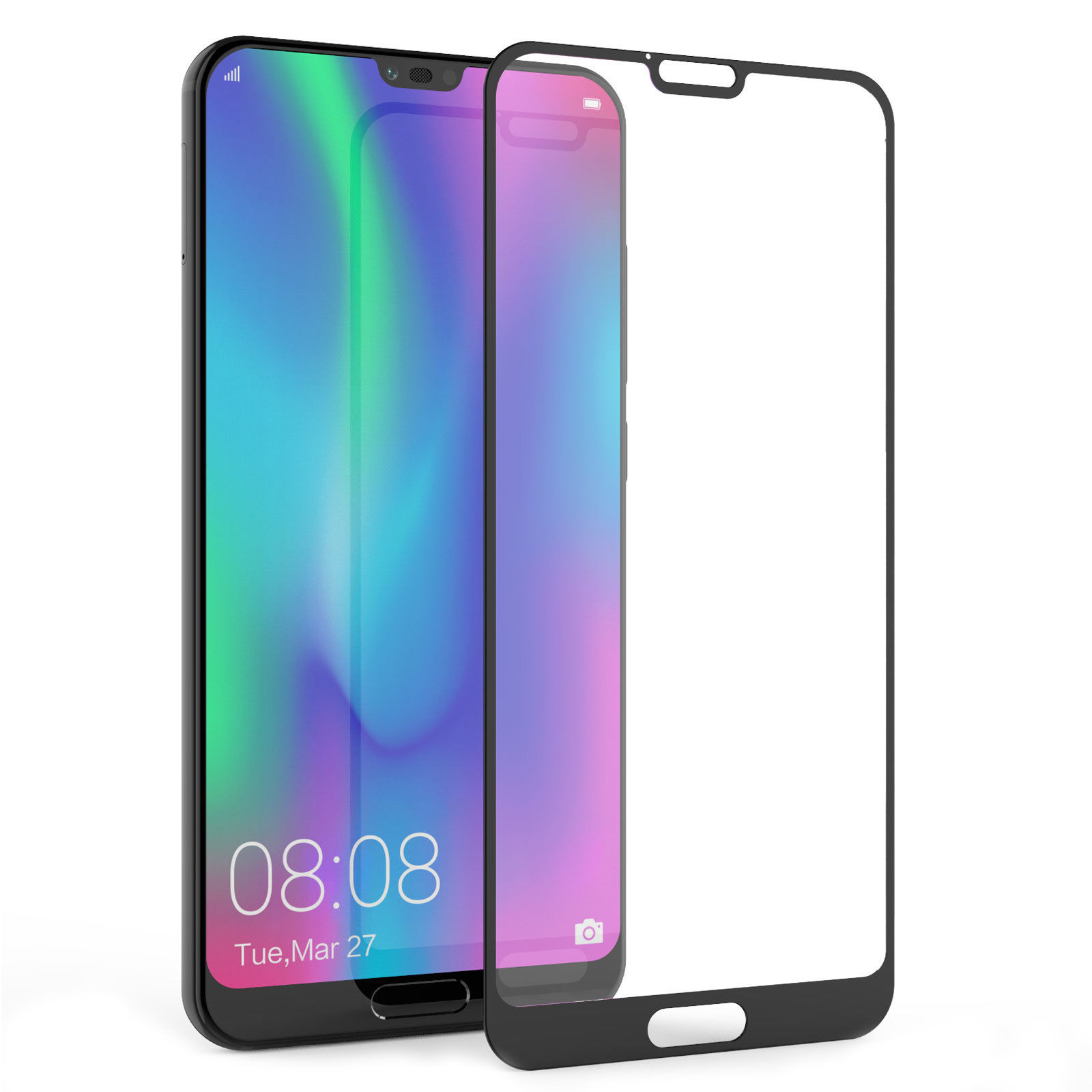 For Huawei Honor 10 Tempered Glass Full Cover Screen Protector Honor 10 Glass Protective Glass Honor10
