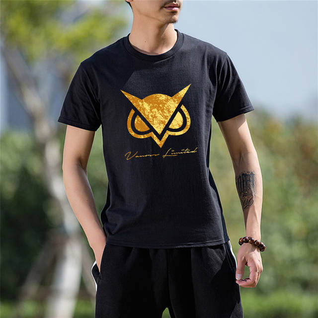 Newest Fashion Funny Vanoss Gaming Limited Funny Cotton T Shirt for men