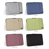 KALIDI Laptop Sleeve Bag Waterproof Universal Ultrabook Notebook Case For Macbook Air Pro Retina 8 10