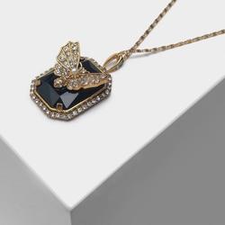 Amorita boutique Acrylic insect pendant animal necklace stylish necklace