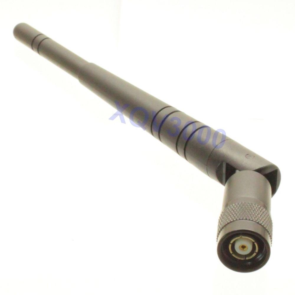 2pcs Antenna 900//1800MHZ 3.5dbi RP*TNC male jack Tilt-swivel for radio 16cm