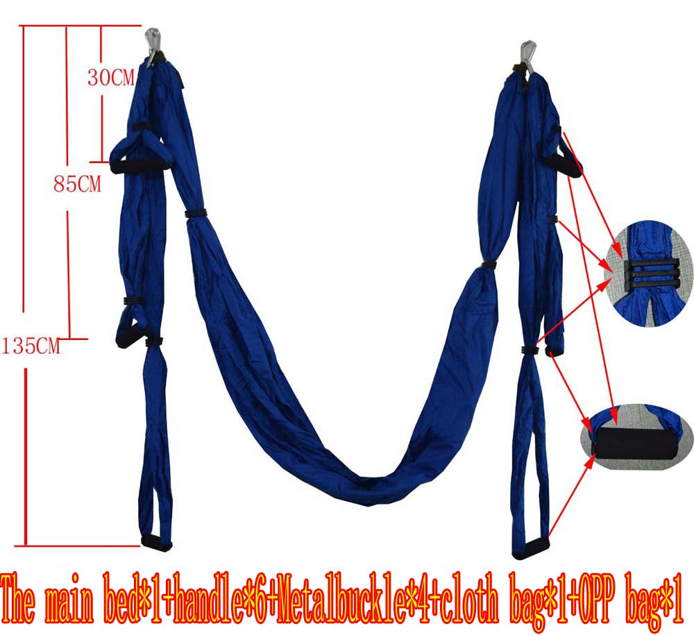 2 5m 1 5m elastic exercise yoga hammock aerial swing anti gravity yoga belt inversion trapeze     m 1 5m elastic exercise yoga hammock aerial swing anti gravity      rh   adventrav