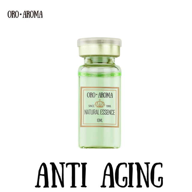US $2 97 40% OFF|Efek Utama Anti Aging Merek Terkenal Oroaroma Alami Esensi  Serum Memudar Keriput Minyak Kontrol Bintik Menghapus Kulit Wajah