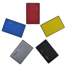 "New USB 3.0 Mobile Hard Drive Enclosure Super Thin SATA 3.0 Serial Port HDD Notebook Computer high quality 2.5"" Hard Drive Box"