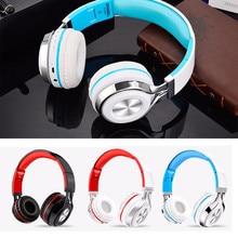 Newest Earphones Headphones Wireless Bluetooth Foldable Head