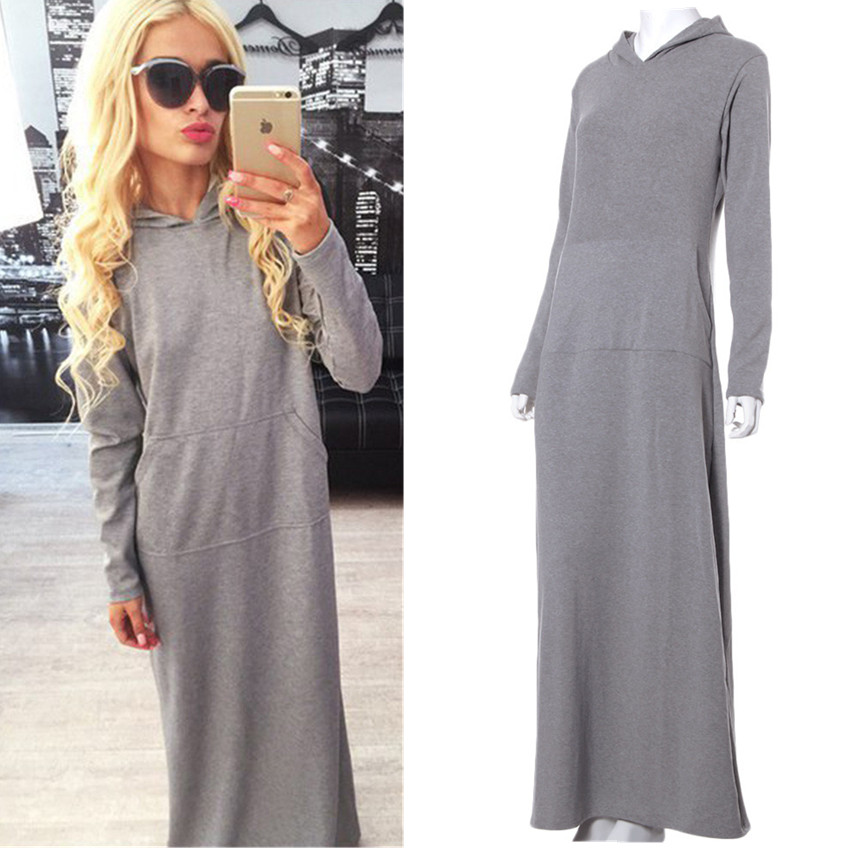 Popular Hoodie Maxi Dress-Buy Cheap Hoodie Maxi Dress Lots From China Hoodie Maxi Dress ...