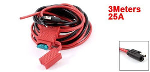 Image 2 - HKN4137A Dc Power Kabel Draad Koord Voor Motorola PM400 CM200 CM300 CDM750 CDM1250 GM360 GM380 GM3188 GM3688 GM640 GM660 GM950