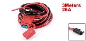 Image 2 - Кабель питания постоянного тока HKN4137A, шнур провода для Motorola PM400 CM200 CM300 CDM750 CDM1250 GM360 GM380 GM3188 GM3688 GM640 GM660 GM950