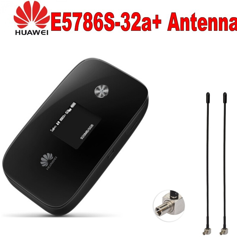 Huawei LTE CA მობილური Wifi E5786s-32a - ქსელის აპარატურა - ფოტო 1