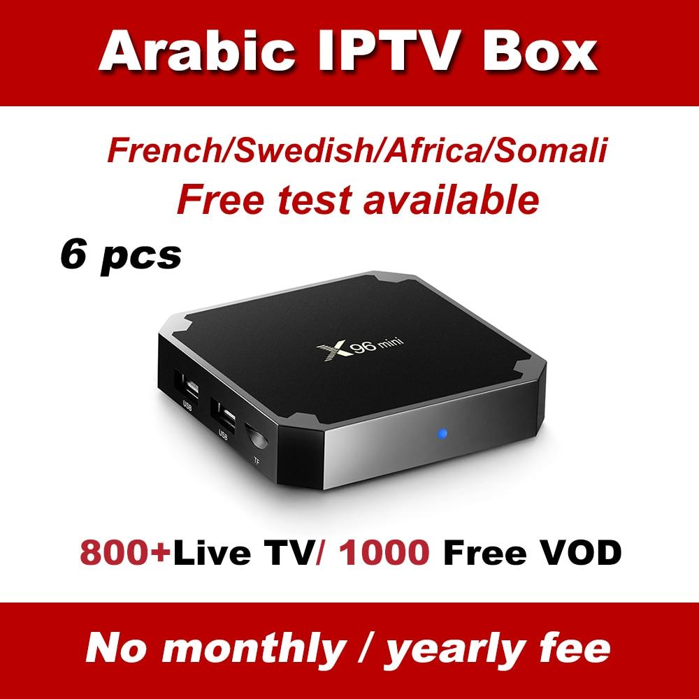 6 PCS free DHL shipping Vshare Arabic IPTV Box with 800+ Live TV 1000 VOD, free lifetime IPTV Arabic Box, no monthly/yearly fee6 PCS free DHL shipping Vshare Arabic IPTV Box with 800+ Live TV 1000 VOD, free lifetime IPTV Arabic Box, no monthly/yearly fee
