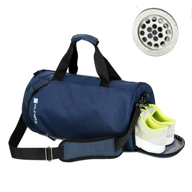 Mens Gym Bag With Compartment For Shoes Sport Bag Women For Fitness Dry And  Wet Separation Travel Bag Enlarging Size Duffle Bag c7da7b20e71cc