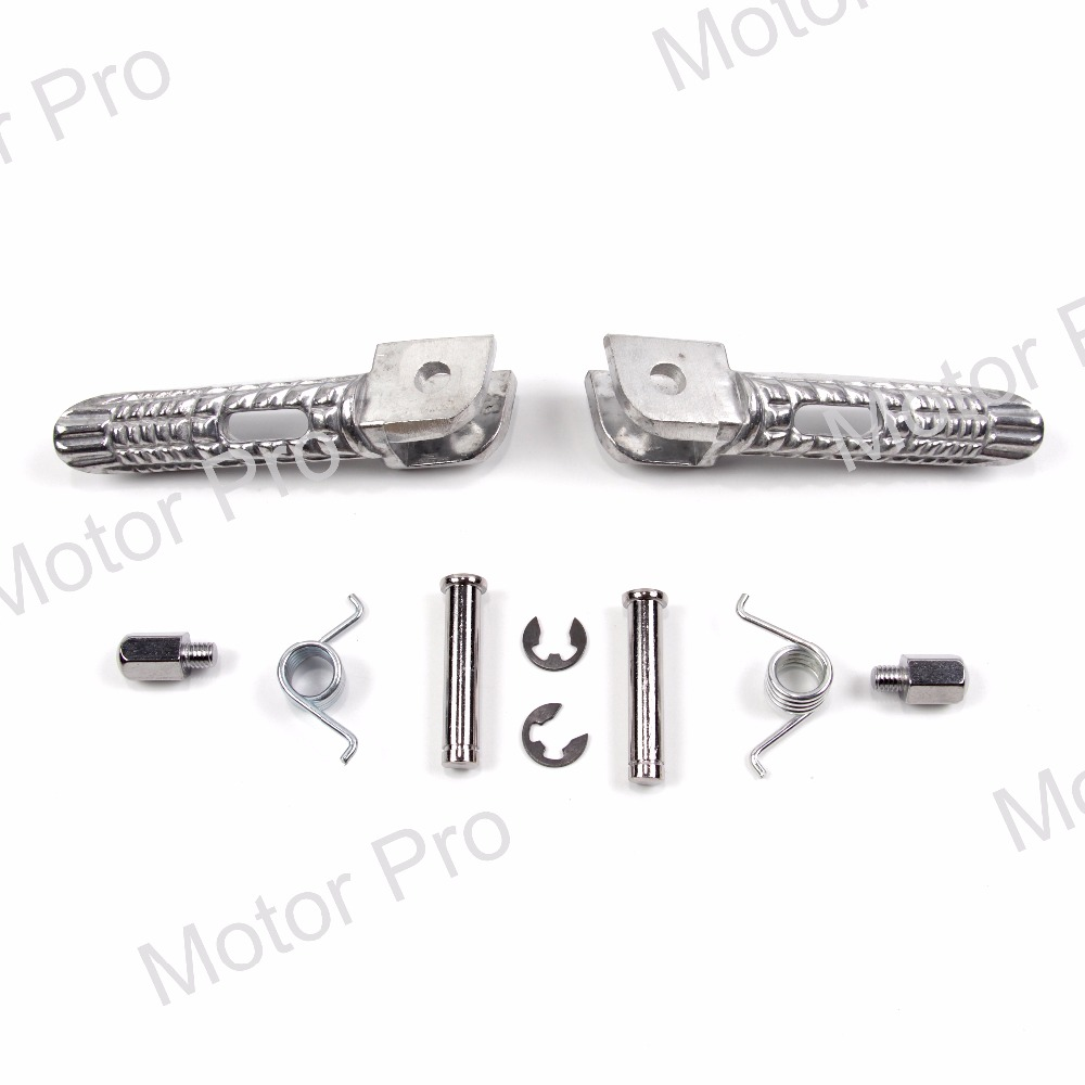Front Footrests For Suzuki GSXR 1000 2005 - 2014 Rider Foot Pegs Pedal GSX-R GSX R 2006  ...