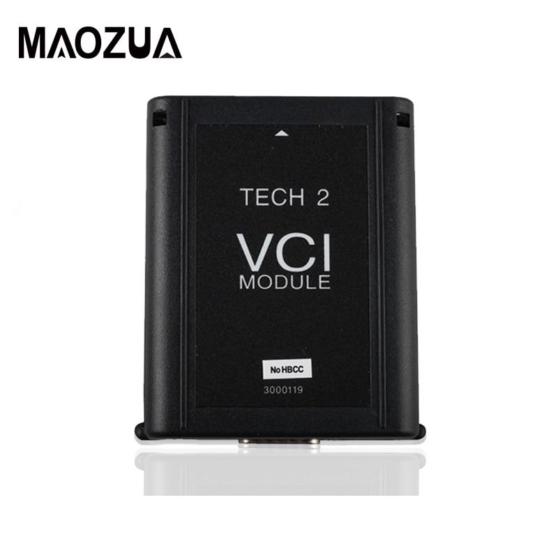 Maozua VCI модуль для G M TECH 2 сканер Профессиональный автомобильный диагностический инструмент бесплатная доставка