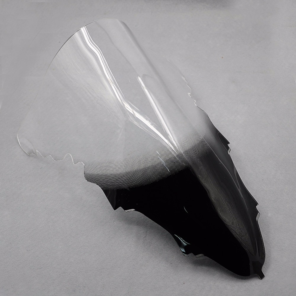 YZFR1 R1 09-14 ABS Windscreen Windshield For Yamaha YZF-R1 YZF R1 2009 2010 2011 2012 2013 2014 Motorcycle Double Bubble